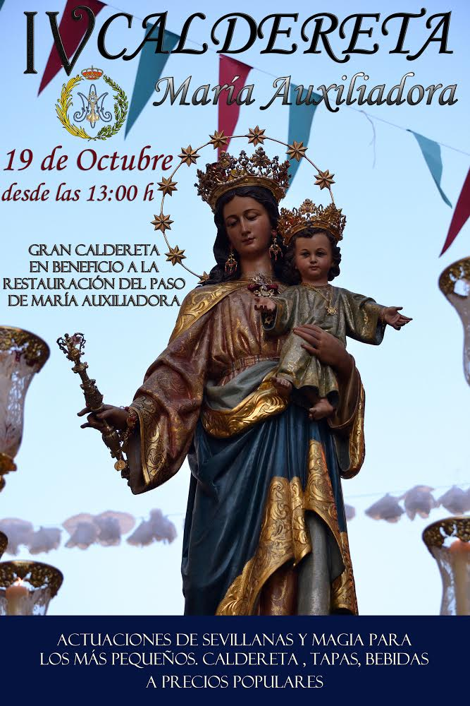 cartel IV_Caldereta 2014_ADMA