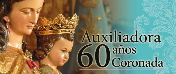 Ya a la venta el DVD Auxiliadora 60 años coronada