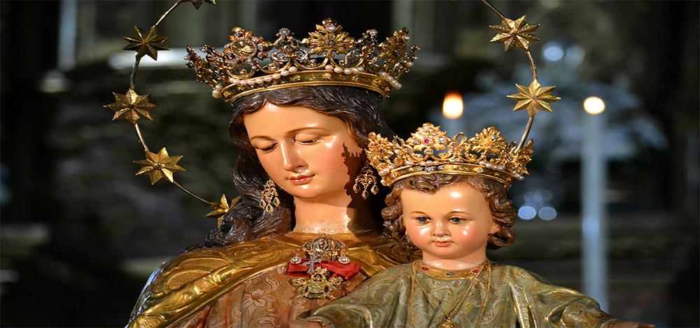 """""""Propagad la devoción a María Auxiliadora y veréis lo que son milagros"""" Don Bosco"""