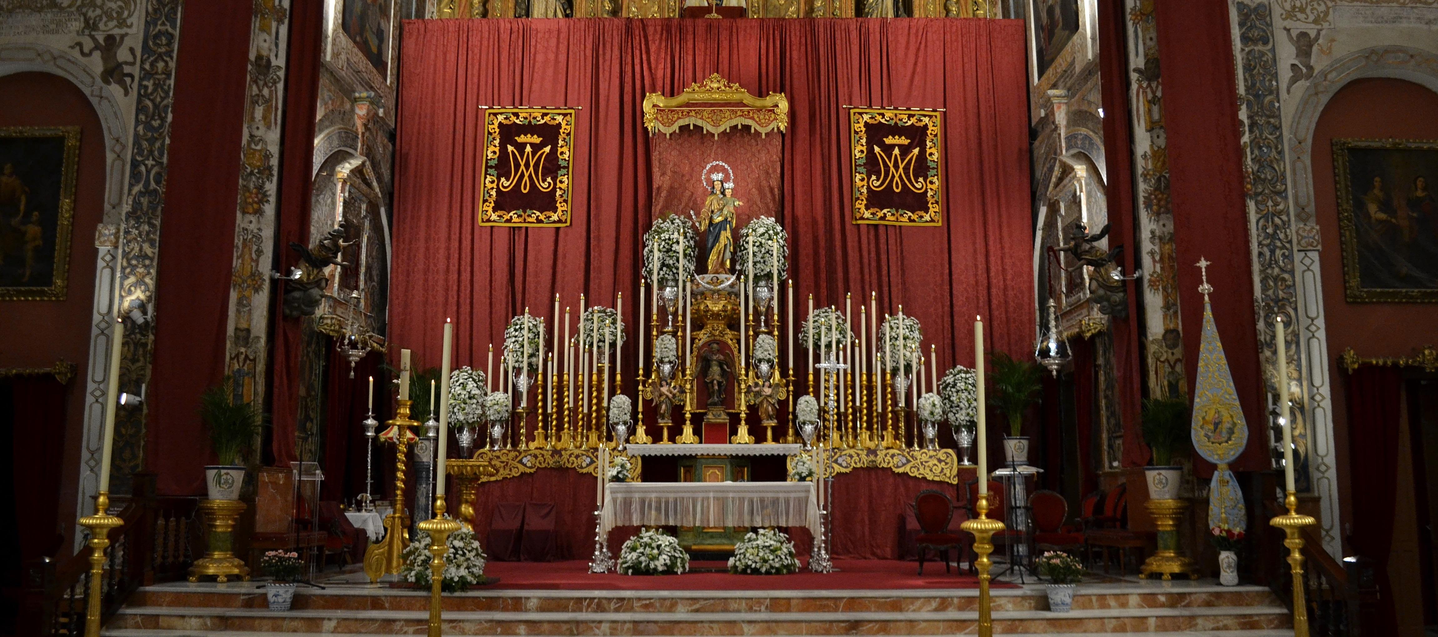 Altar de Novena 2019